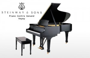 Location Piano de Concert Steinway B211-Piano centre Genand Stephan