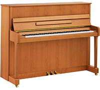 Piano Yamaha Serie P Modele 116 Cerisier