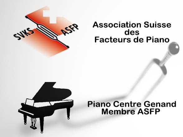 Membre ASFP - Association Suisse des facteurs de piano