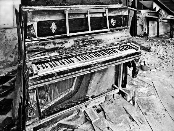 Réparation piano