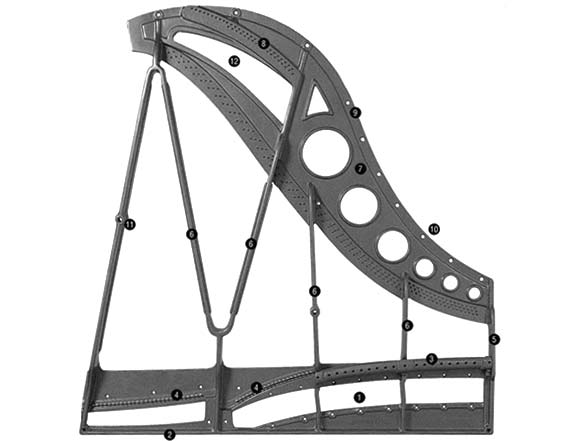 Alpheus Babcock invente le cadre metallique pour le piano