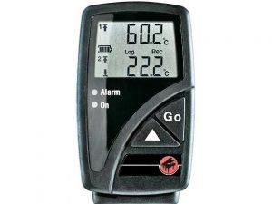 Appareil de mesure de la température et de l'hygrométrie dans une pièce