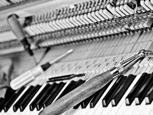 Atelier de réparation, restauration et révision de pianos