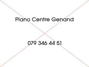 Accordage de pianos