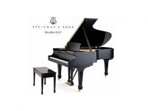 Location piano concert demi queue Steinway modèle B211