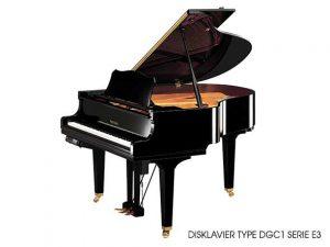 Pianos Yamaha Disklavier Type DGC1 Série E3