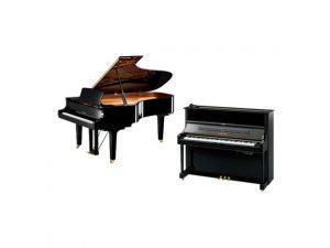 Vente de pianos droits ou à queue neufs de marques