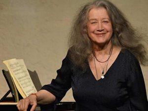 Martha Argerich Pianiste